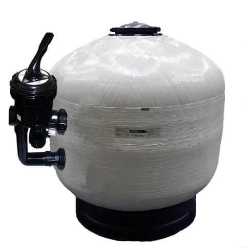 Astral Ivory D400 мм, 6 м3/ч песочный фильтр с боковым подключением