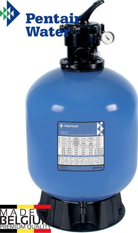 Pentair Tagelus II ClearPro TA 40 8,5 м3/ч песчаный фильтр для бассейна