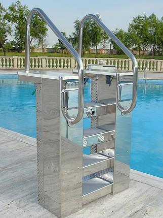 VSV Unistep 44 м3/час навесной фильтр для бассейна, фото 2
