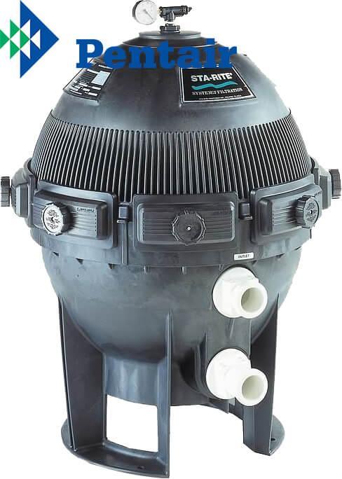 Pentair Sta-Rite S7D75 12,5 м3/час диатомовый фильтр для бассейна