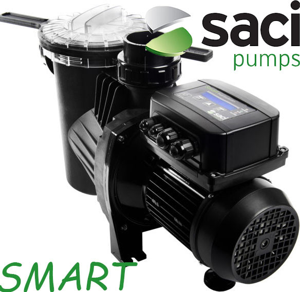 Saci Smart Winner 50M 13,5 м3/час насос для бассейна