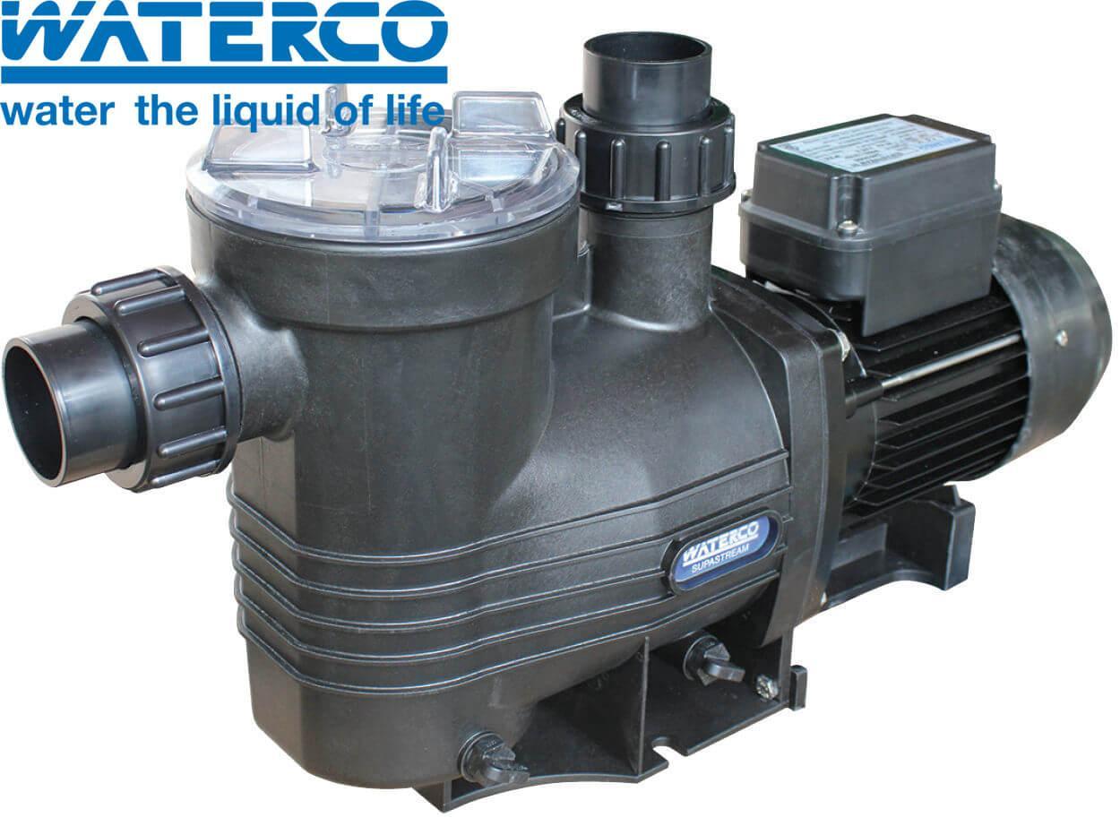 Waterco Supastream 075Т - 16,8 м3/час насос для бассейна