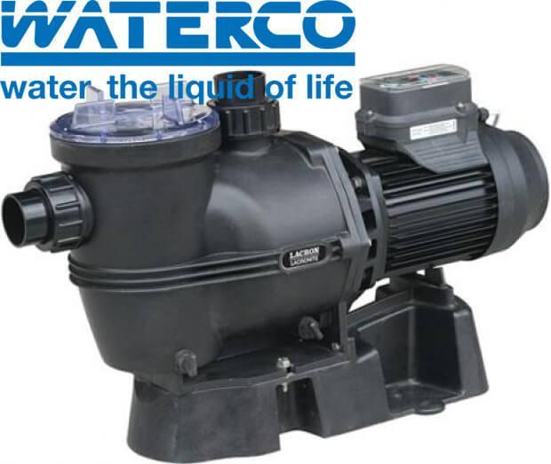 Waterco Lacronite 50 - 11,3 м3/час насос для бассейна