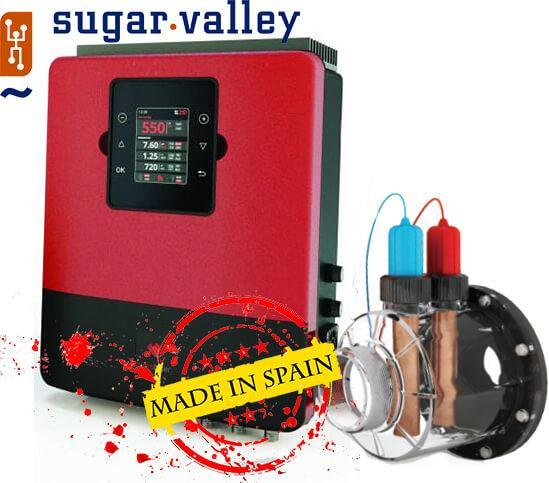 Hidroniser Sugar Valley AQ65 система дезинфекции и очистки на основе серебра и меди