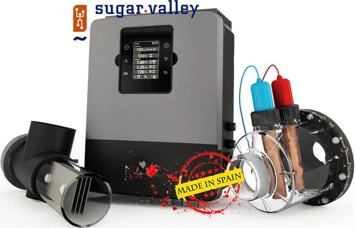Aquascenic Sugar Valley HD1 система дезинфекции и очистки на основе активного кислорода и ионизации