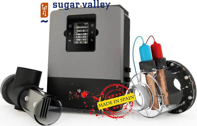Aquascenic Sugar Valley HD1 система дезинфекции и очистки на основе активного кислорода и ионизации, фото 2