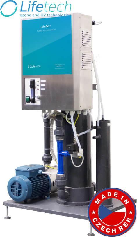 Lifetech StarLine Light 2 г/ч озонатор для бассейна с осушителем воздуха