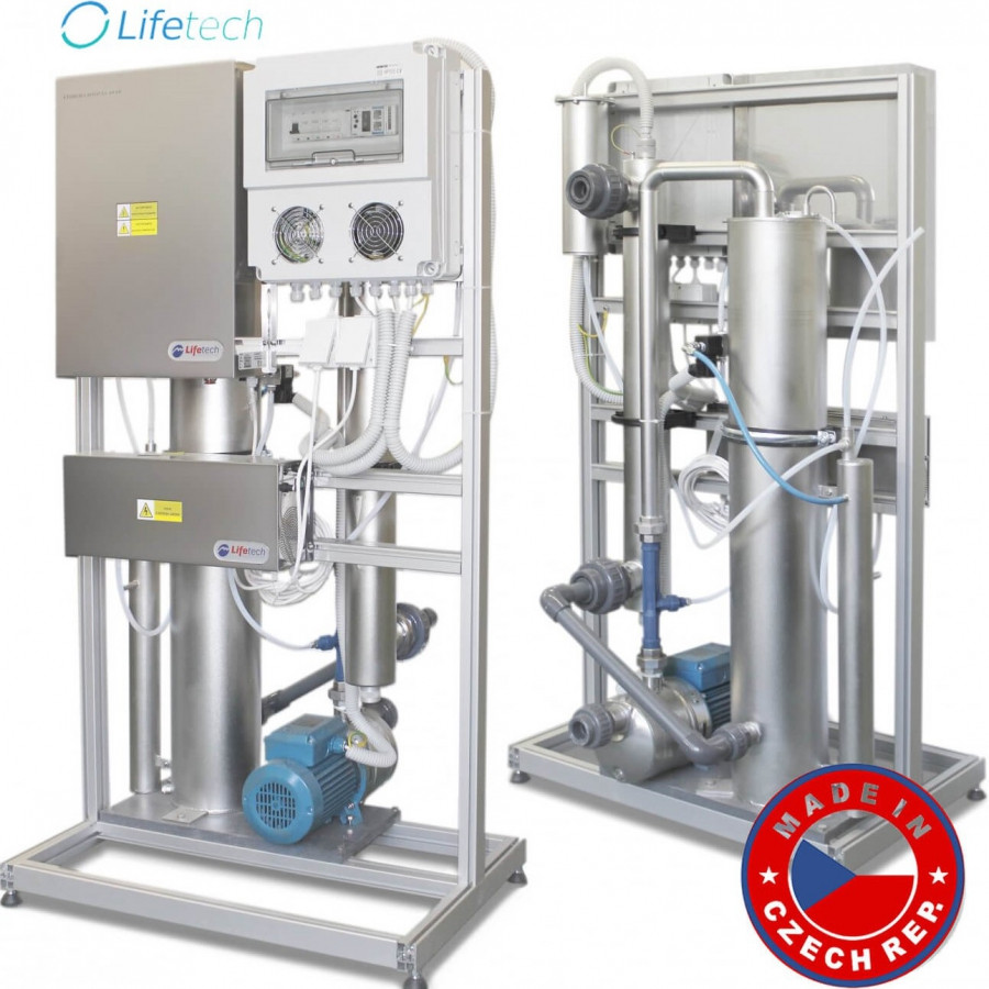 Lifetech Starline Combi + UV EP 2 г/ч озонатор для бассейна
