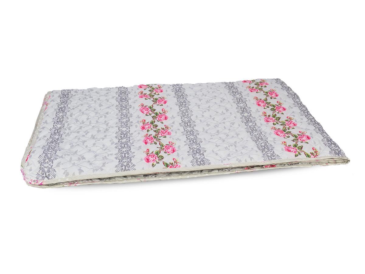 Одеяло-Покрывало полиэстер (П-790) 172х205 цветной