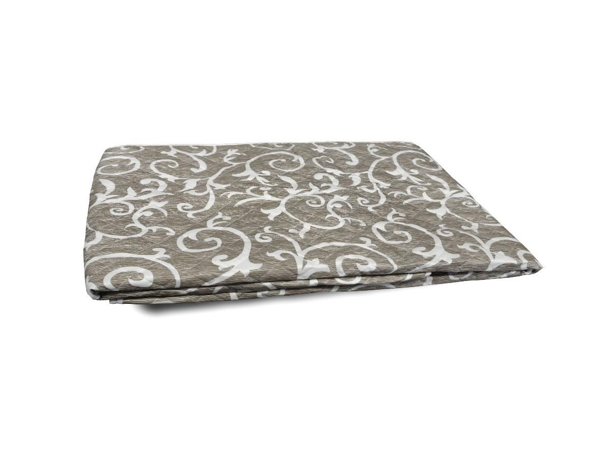 Одеяло-Покрывало полиэстер (П-766) 140х205 цветной