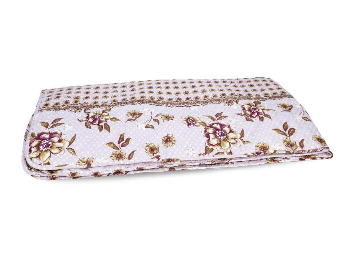 Одеяло-Покрывало полиэстер {П-799} 200х220 цветной