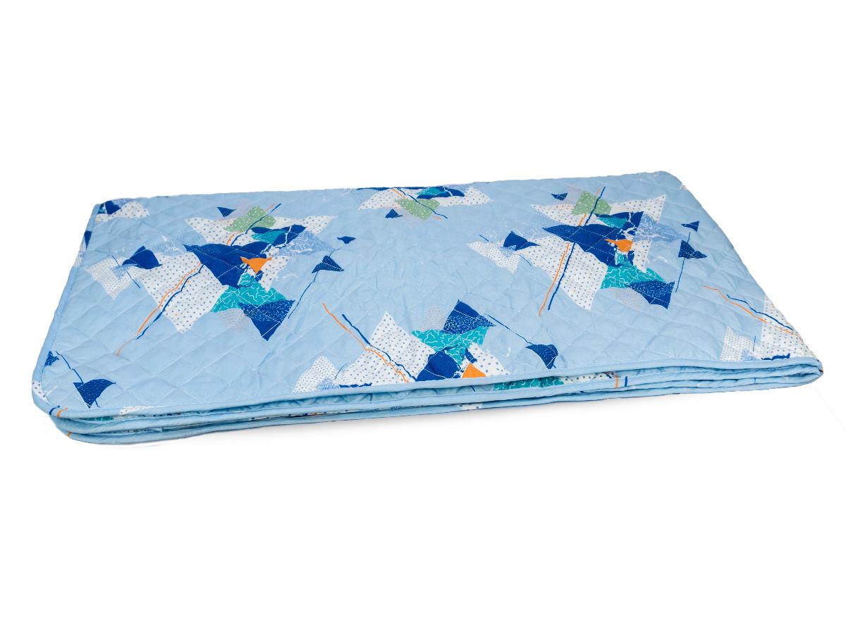 Одеяло-Покрывало полиэстер {П-804} 200х220 цветной