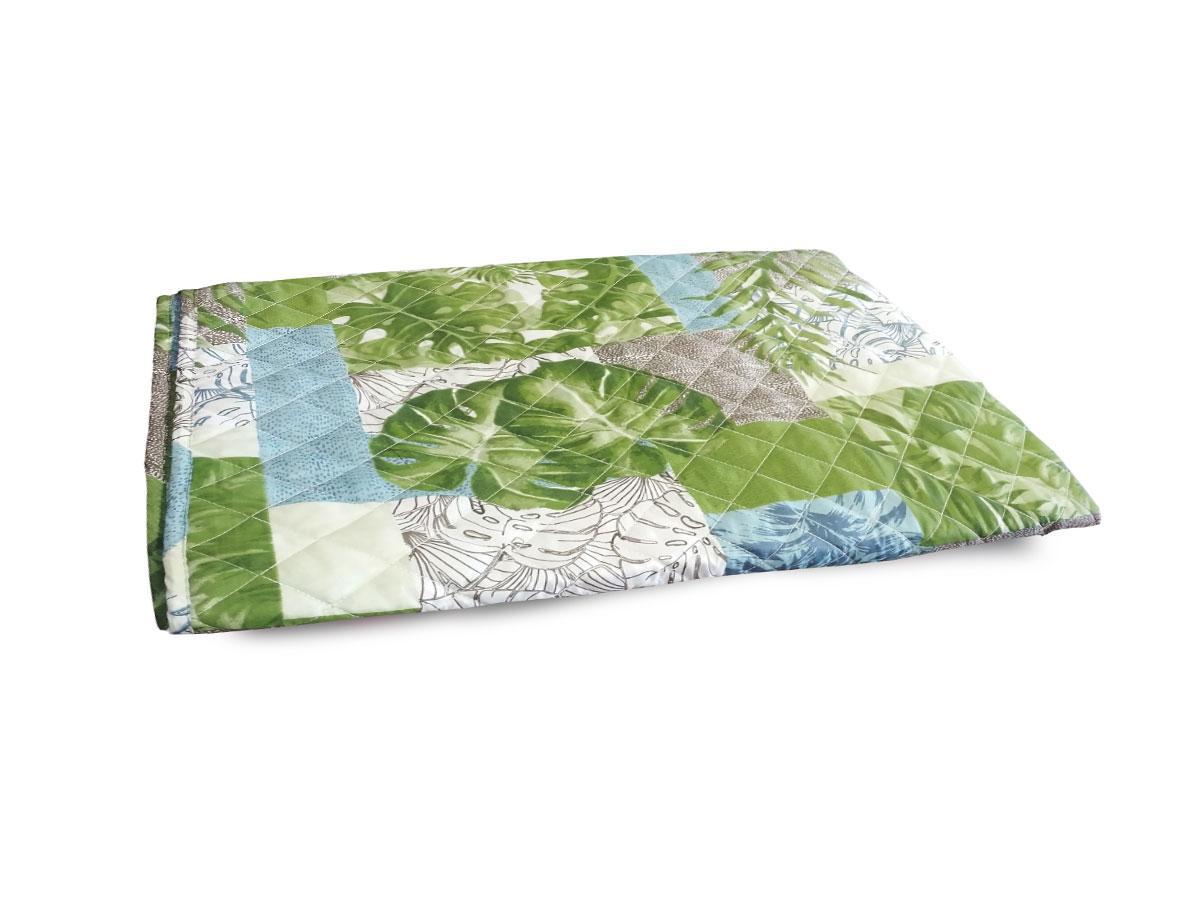 Одеяло-Покрывало полиэстер {П-805} 200х220 цветной