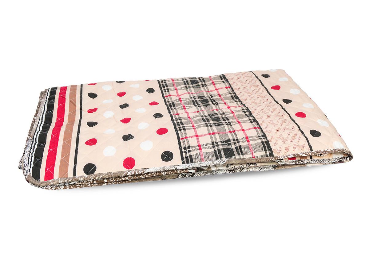 Одеяло-Покрывало полиэстер {П-802} 172х205 цветной