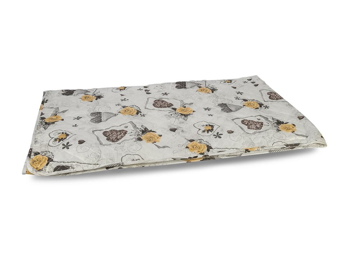 Одеяло-Покрывало полиэстер {П-807} 172х205 цветной
