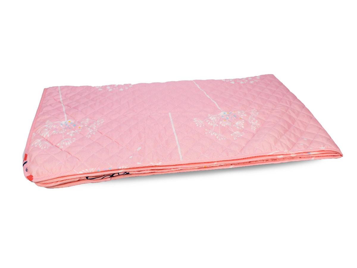 Одеяло-Покрывало полиэстер {П-811} 172х205 цветной