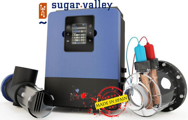 Bionet Sugar Valley BIO 16 г/ч хлоратор для бассейна + ионизатор