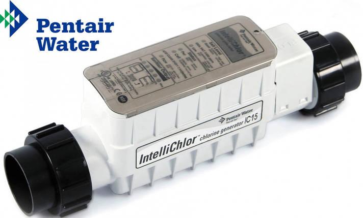 Pentair Intellichlor 32 г/ч хлоратор для бассейна, фото 2
