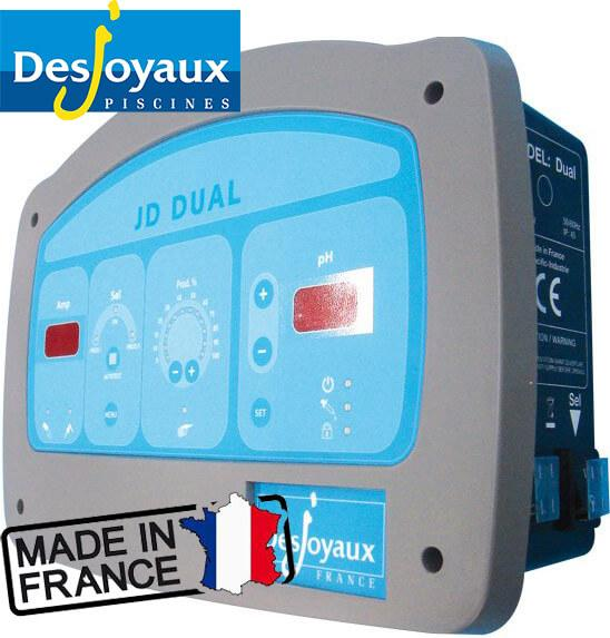 Desjoyaux JD Dual 90 хлоратор для бассейна+регулирования pH
