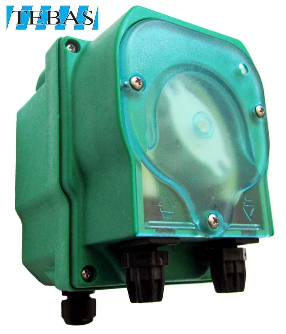 Tebas EFka 105 4 л/час насос дозатор для бассейна