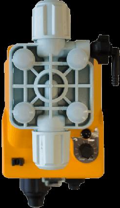 Injecta OLIMPIA OL/LN 0.2 л/час насос дозатор для бассейна, фото 2