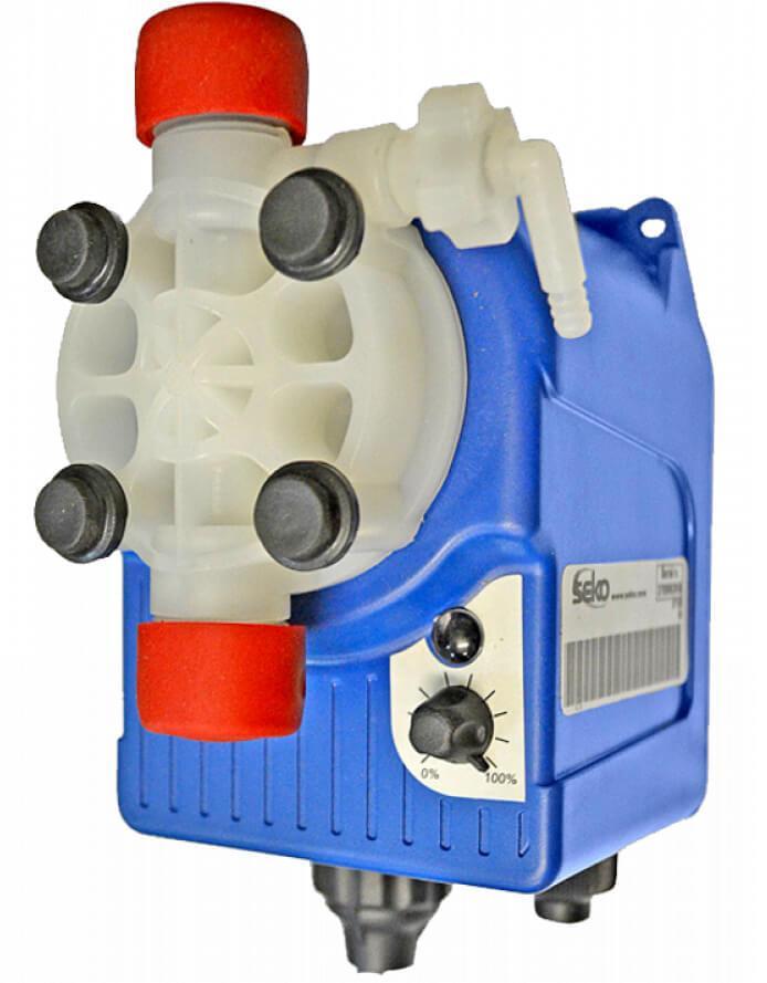 Seko Invikta 633 5 л/ч мембранный насос дозатор универсальный