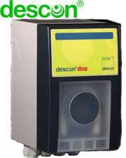 Descon® dos mcs 9 л/ч насос дозатор для бассейна универсальный