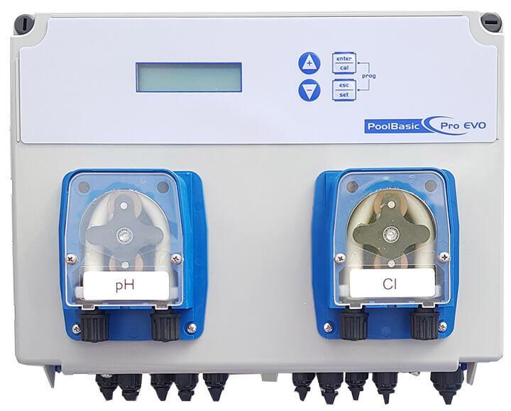 Seko Pool Basic Evo pH/mV 1,5 л/ч SPMBASPA0044 автоматическая станция дозирования