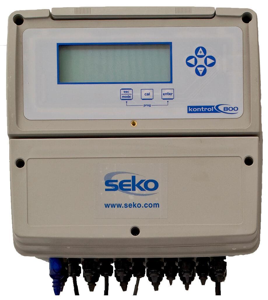 Seko Kontrol PС 800 (Ph/Cl) автоматическая станция дозирования без насосов