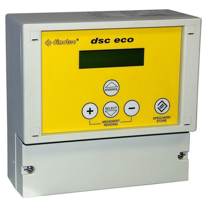 Dinotec dsc ECO pH 4,5 л/ч автоматическая станция измерения pH