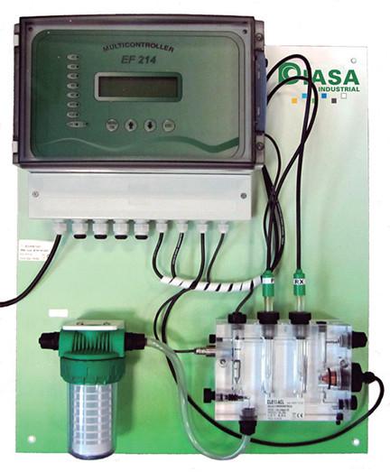 Diasa Dpool EF214 станция контроля качества воды