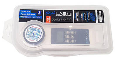 Pool Lab 1.0  фотометрический тестер для бассейна , фото 3