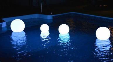 Bridge PL1002 прожектор для басейну світлодіодний RGB «Куля», фото 3