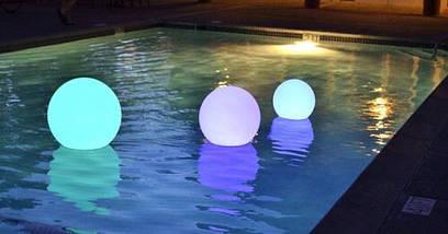 Bridge PL1002 прожектор для басейну світлодіодний RGB «Куля», фото 2
