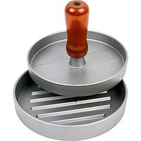Пресс для гамбургеров и котлет металлический Biowin 12 см, фото 1
