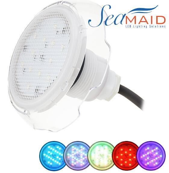 SeaMAID Mini 5 Вт, RGB светодиодный мини прожектор для СПА