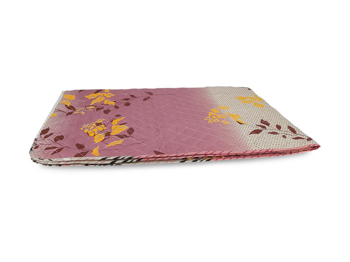 Одеяло-Покрывало полиэстер (П-739) 140х205 цветной