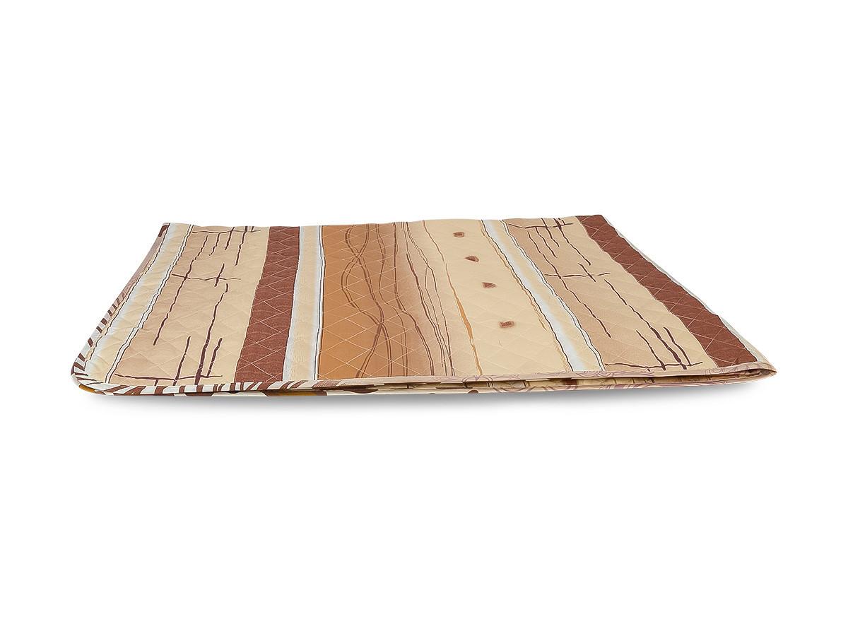 Одеяло-Покрывало полиэстер {П-816} 140х205 цветной