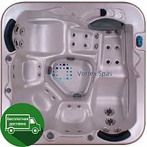 Vortex Spas Mercury 200*200см гідромасажна ванна, фото 2
