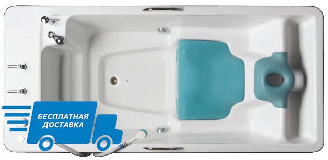 Aquator AQ54 медицинская гидромассажная ванна , фото 2