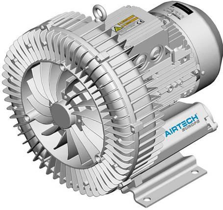 Airtech ASC0080 0,37 кВт 80 м3/ч компрессор/бловер для аэромассажа в бассейне, фото 2