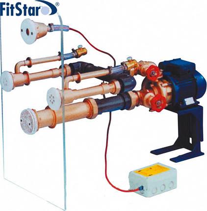 Fitstar Standart комплект гідромасажною стінки на 2 форсунки, фото 2