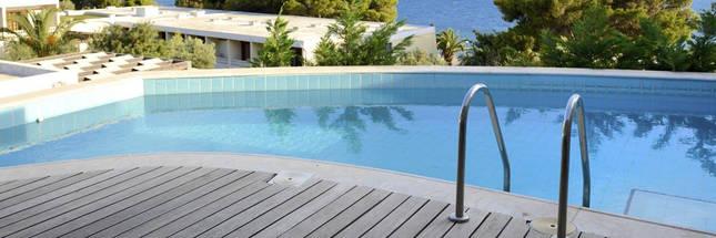 AquaDyn Lux сходи для басейну 2 ступені, фото 2