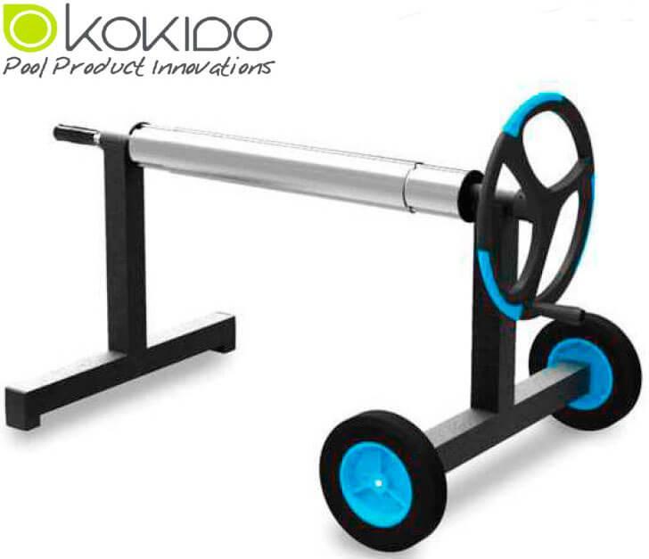Kokido Alux 80 мм змотуючий пристрій, 4,5-5,55 м