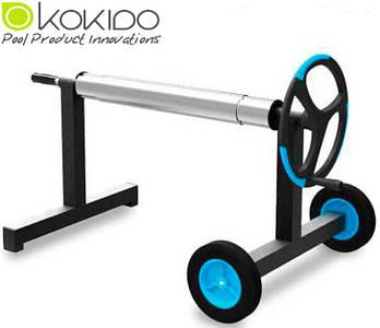 Kokido Alux 98 мм сматывающее устройство, 4,9-6,45 м
