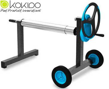 Kokido Alux 98 мм сматывающее устройство с усилителем, 4,9-6,45 м