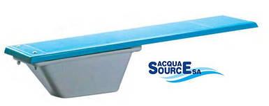 Прыжковая дошка (трамплін) для басейну Acqua Source 2.4 м