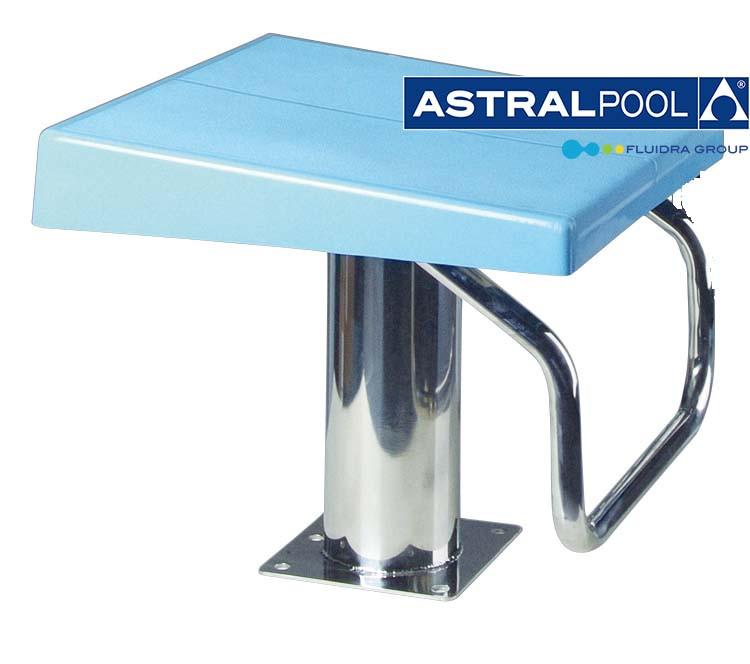 Стартовая тумба Astral Pool, высота 400 мм