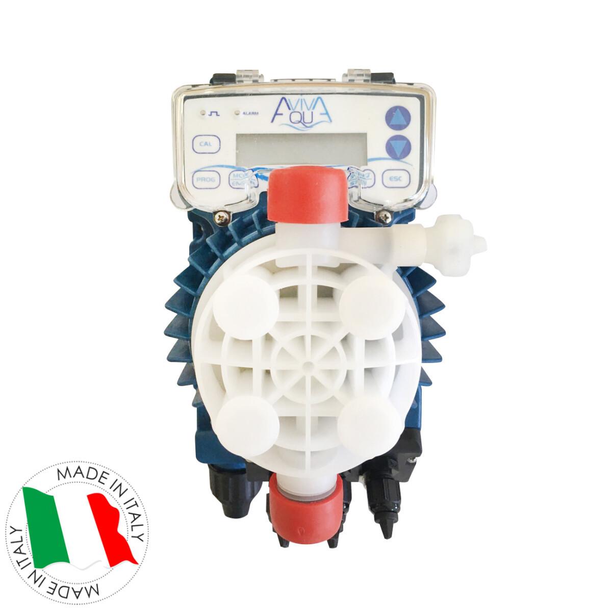Дозуючий насос AquaViva PH/Rx 25л/год (TPR803) з авто-дозуванням, положення.скор.