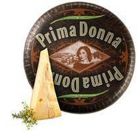 """Сыр Prima Donna Forte 45% """"Крепкий"""""""